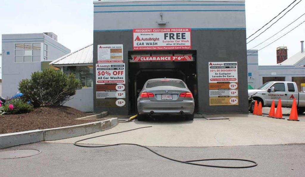 1/2 Price Car Wash With Any Gasoline or Diesel Fuel Purchase!