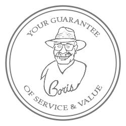 Boris guarantee