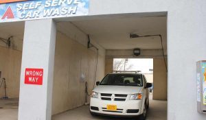 Do-It-Yourself Car Wash Bays